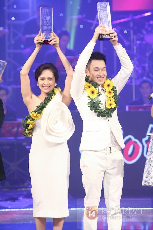 """Dương Triệu Vũ - Thanh Thúy đăng quang """"Cặp đôi hoàn hảo 2013"""" 2"""