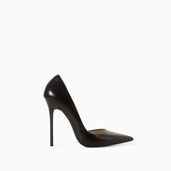 Lựa giày cao gót đen bình dân đến cao cấp cho nàng công sở 1