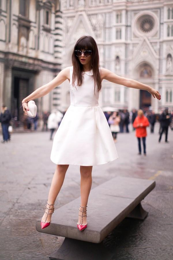 """Little White Dress - chiếc váy """"quyền lực"""" của phái đẹp Hè 2013 11"""