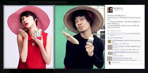 Sốc với loạt ảnh anh chàng thích giả làm… sao nữ Việt 1