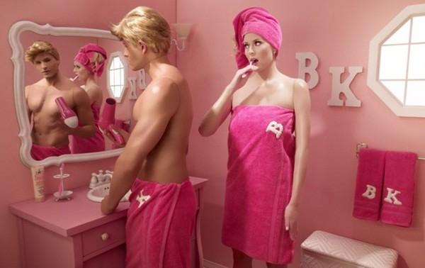 Cuộc sống đời thường của những nàng công chúa, búp bê Barbie 14