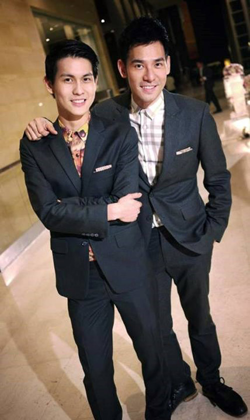 Quá đẹp trai: cặp đồng tính Thái gây sốt - 15