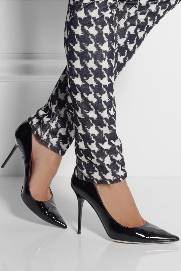 Lựa giày cao gót đen bình dân đến cao cấp cho nàng công sở 7