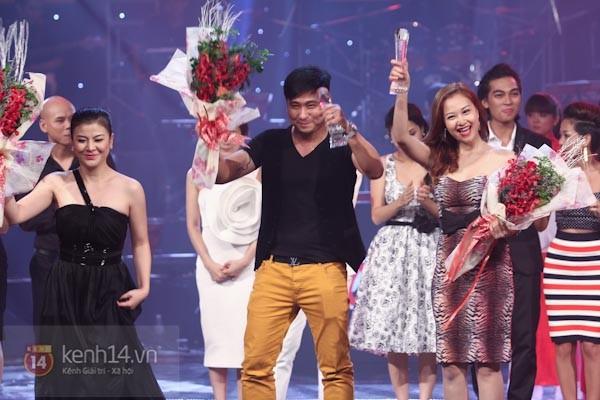 """Dương Triệu Vũ - Thanh Thúy đăng quang """"Cặp đôi hoàn hảo 2013"""" 26"""