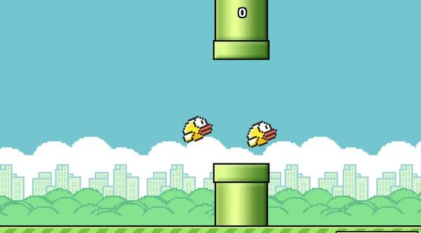 """Bật cười với game """"giết chim"""" trả thù Flappy Bird 1"""