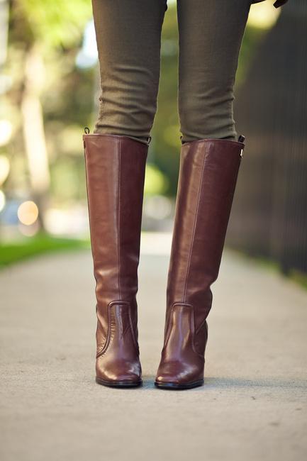 """Công thức chọn và phối boots cao cổ cho nàng """"chân ngắn"""" 6"""