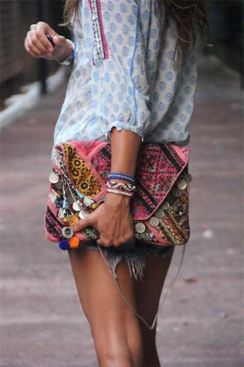 Muôn kiểu túi bắt mắt tôn vinh mùa hè - 17