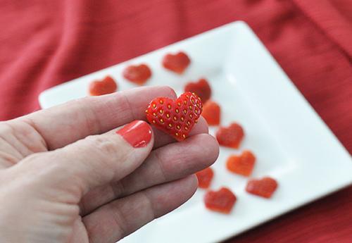 Thạch trái tim dễ làm cho Valentine - 6