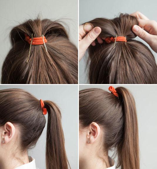 24 mẹo nhỏ thay đổi hoàn toàn công cuộc làm tóc hàng ngày 15