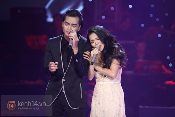 """Dương Triệu Vũ - Thanh Thúy đăng quang """"Cặp đôi hoàn hảo 2013"""" 16"""