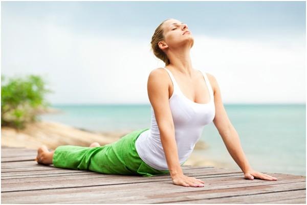 8 lý do bạn nên tập yoga trong mùa xuân này 1