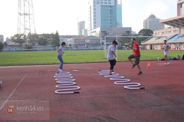 """Bootcamp - môn thể thao đang cực """"hút"""" teen Sài Gòn 7"""