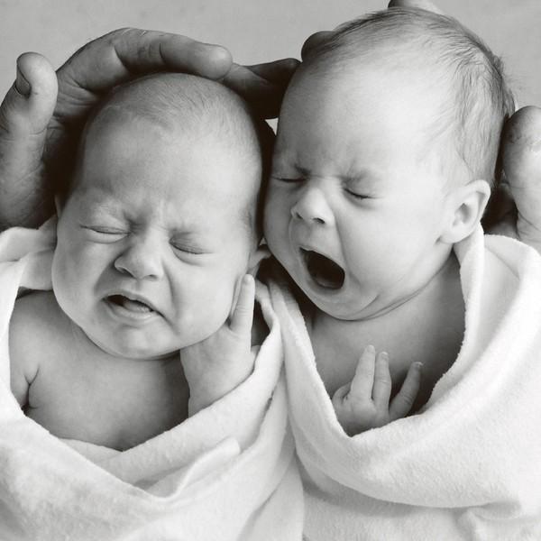 Ngẩn ngơ với chùm ảnh bé sinh đôi tuyệt đẹp 4