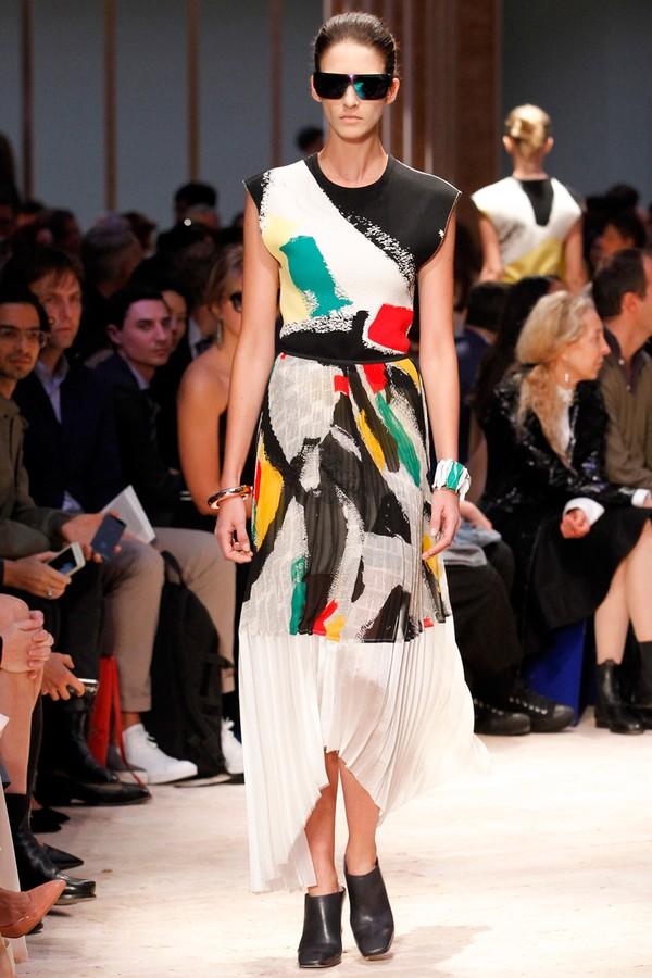 Loạt xu hướng xưa cũ quay trở lại tại Paris Fashion Week 28