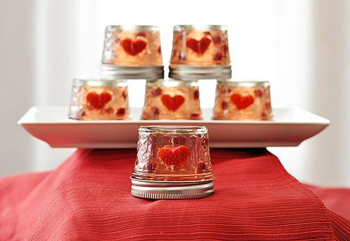 Thạch trái tim dễ làm cho Valentine - 12