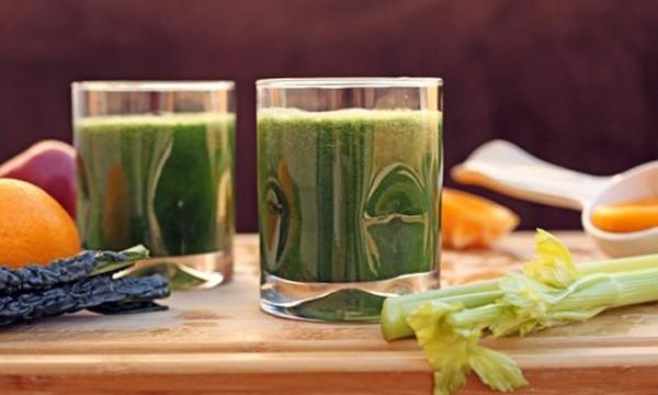 3 cách làm nước ép rau quả giải nhiệt ngày nắng 12