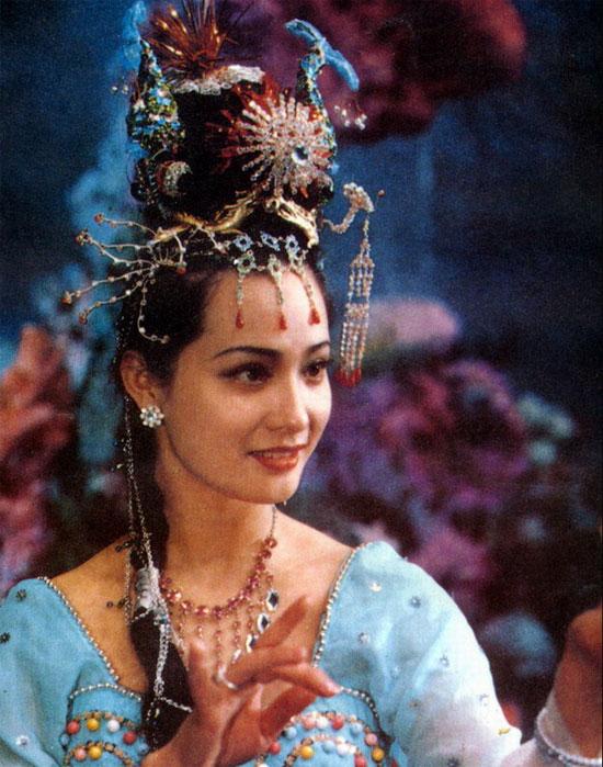 Vạn Thánh công chúa - công chúa động Bích Ba.