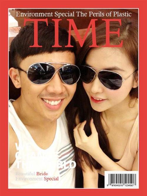 Bạn gái đại gia, xinh đẹp của sao nam Việt 2013 - 10