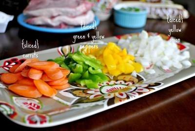 Thịt xào rau củ ngon miệng đẹp mắt 5