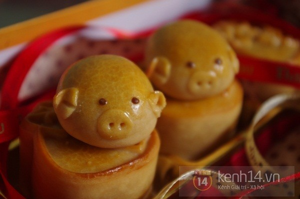 Sài Gòn: Những hàng bánh không thể quên vào ngày Tết Trung Thu 5
