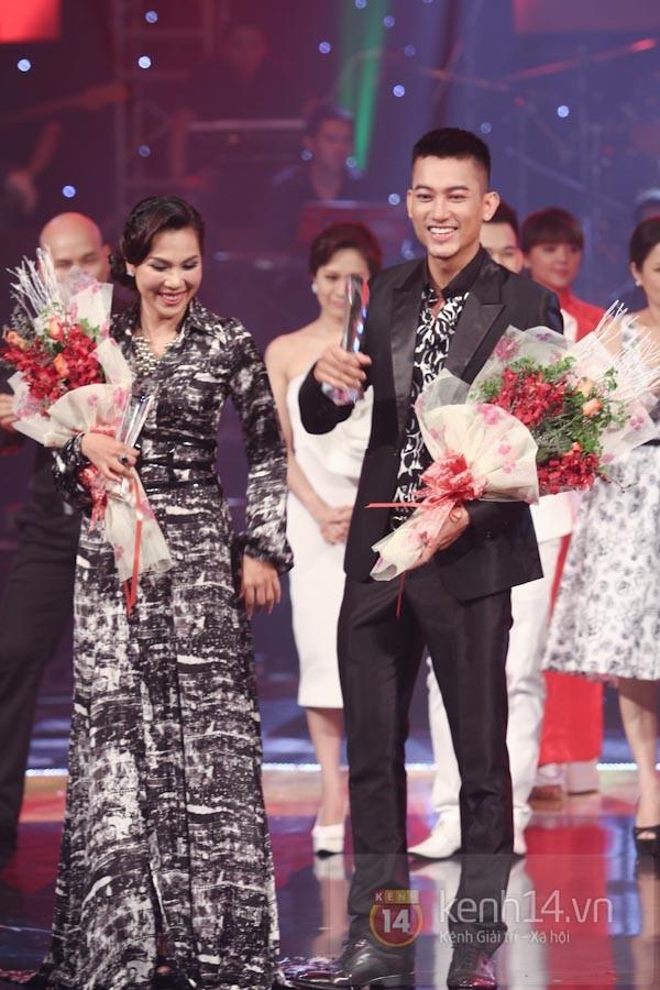 """Dương Triệu Vũ - Thanh Thúy đăng quang """"Cặp đôi hoàn hảo 2013"""" 29"""