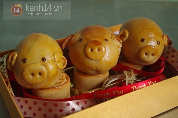Sài Gòn: Những hàng bánh không thể quên vào ngày Tết Trung Thu 1