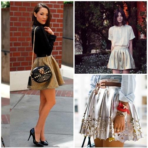 Váy xòe nào đang 'tung hoành' street style? - 17
