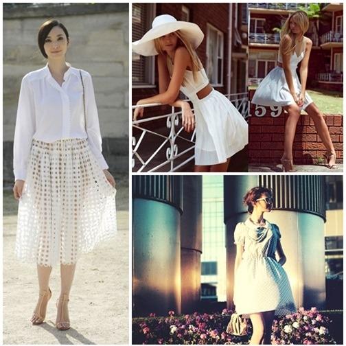 Váy xòe nào đang 'tung hoành' street style? - 15