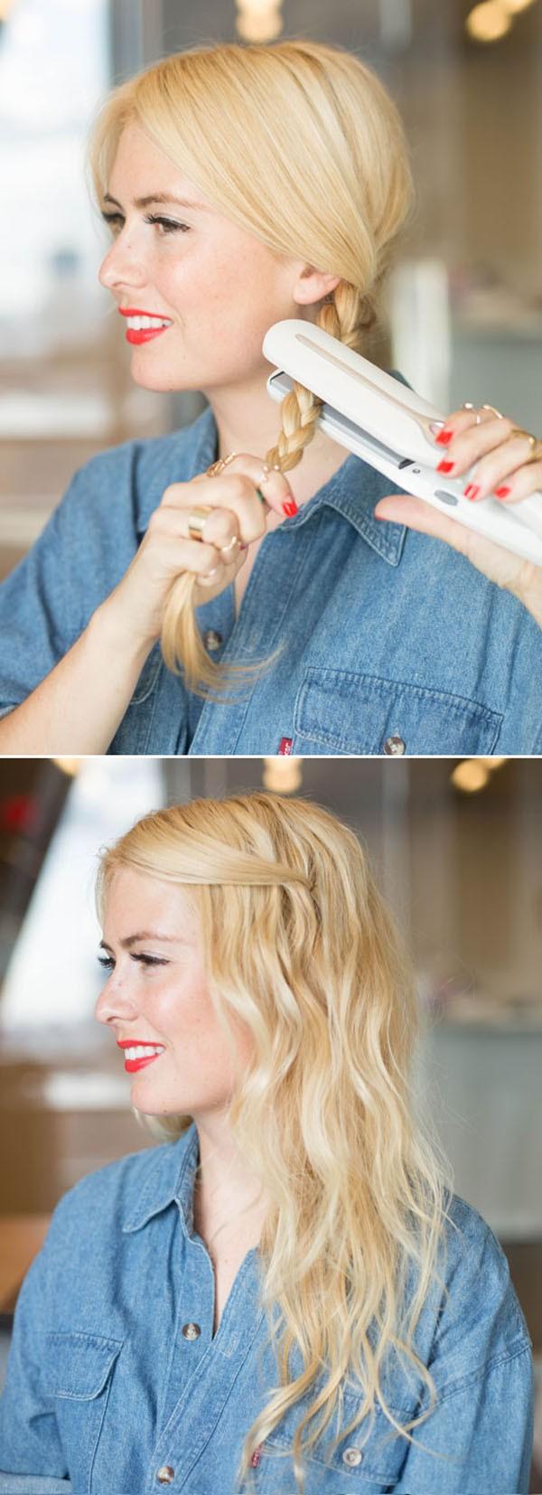 24 mẹo nhỏ thay đổi hoàn toàn công cuộc làm tóc hàng ngày 19