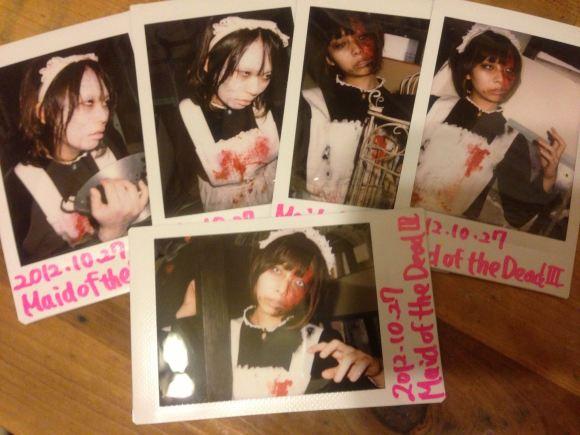 Nhật Bản: Rợn người với quán cà phê Halloween 8