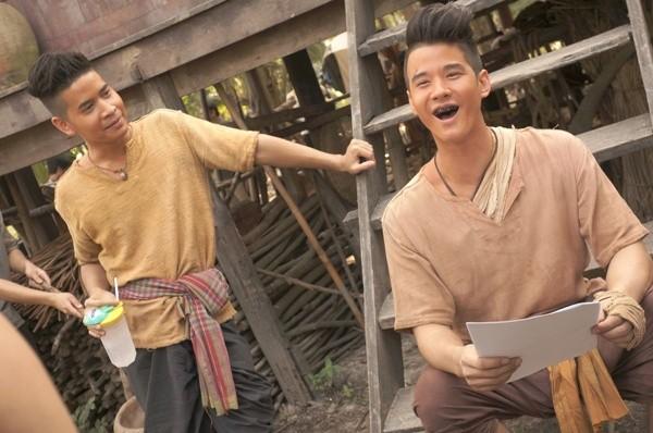 Mario Maurer - Hoàng tử điện ảnh Thái Lan 7