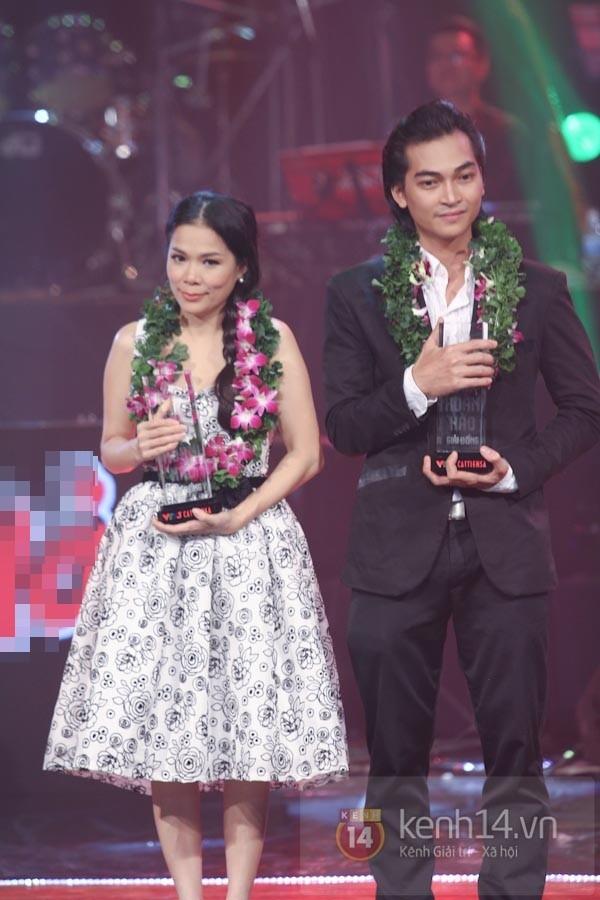 """Dương Triệu Vũ - Thanh Thúy đăng quang """"Cặp đôi hoàn hảo 2013"""" 5"""