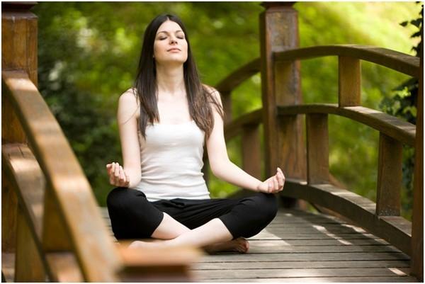 8 lý do bạn nên tập yoga trong mùa xuân này 2
