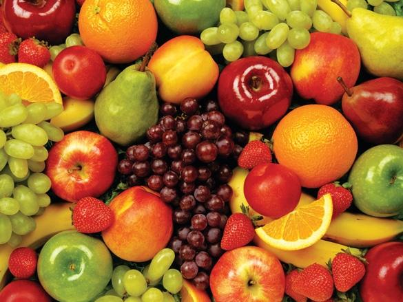 Trái cây giàu chất dinh dưỡng, cung cấp rất nhiều vitamin giúp trẻ phát triển