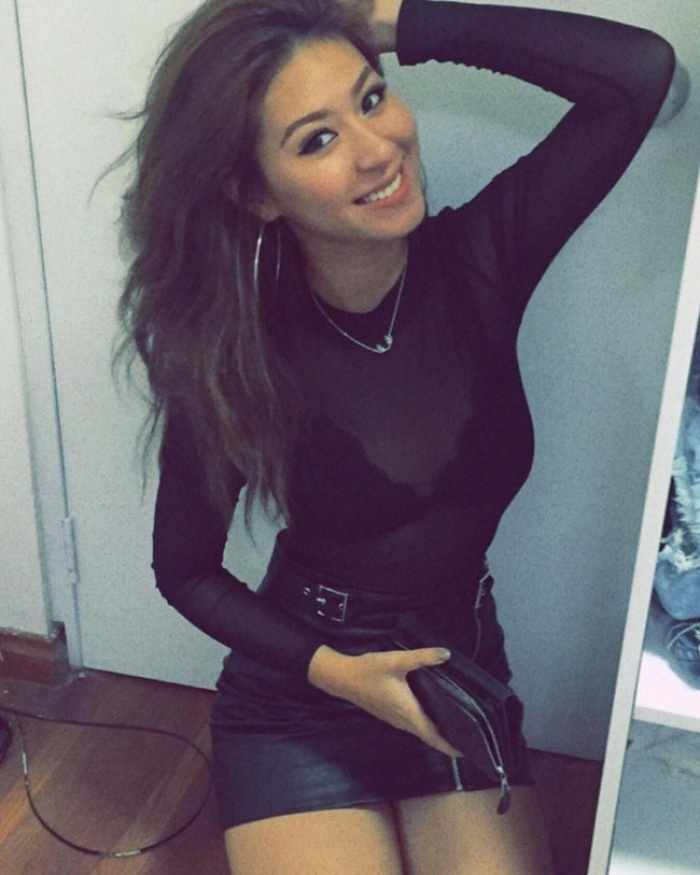 6 cô nàng hot girl Việt đang lăng xê tích cực phong cách gợi cảm - Ảnh 17.