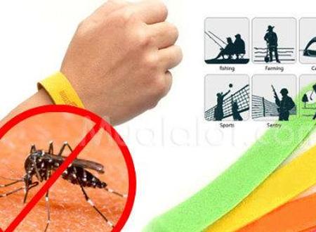 Các sản phẩm dán chống muỗi được rao bán trên mạng