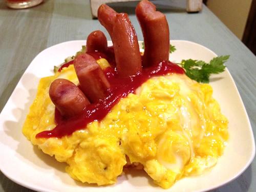 Nhật Bản: Rợn người với quán cà phê Halloween 14