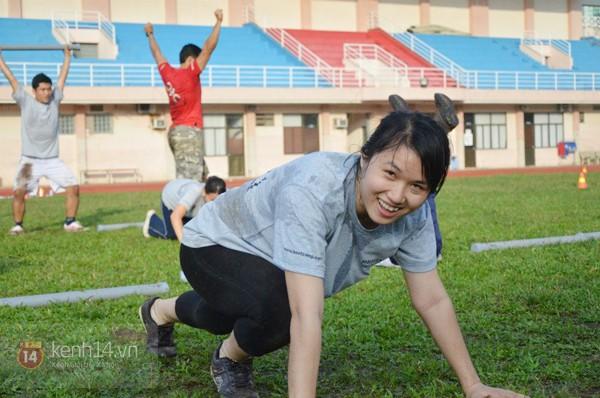 """Bootcamp - môn thể thao đang cực """"hút"""" teen Sài Gòn 3"""