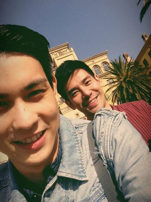 Quá đẹp trai: cặp đồng tính Thái gây sốt - 14