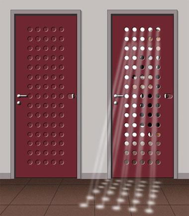 8 kiểu cửa ra vào cực độc đáo cho căn nhà của bạn 9