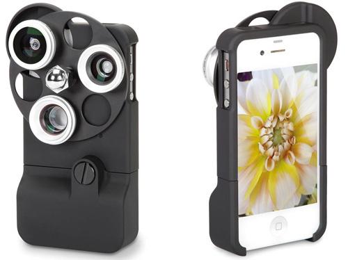 20 phụ kiện chụp hình cực độc cho iPhone 9