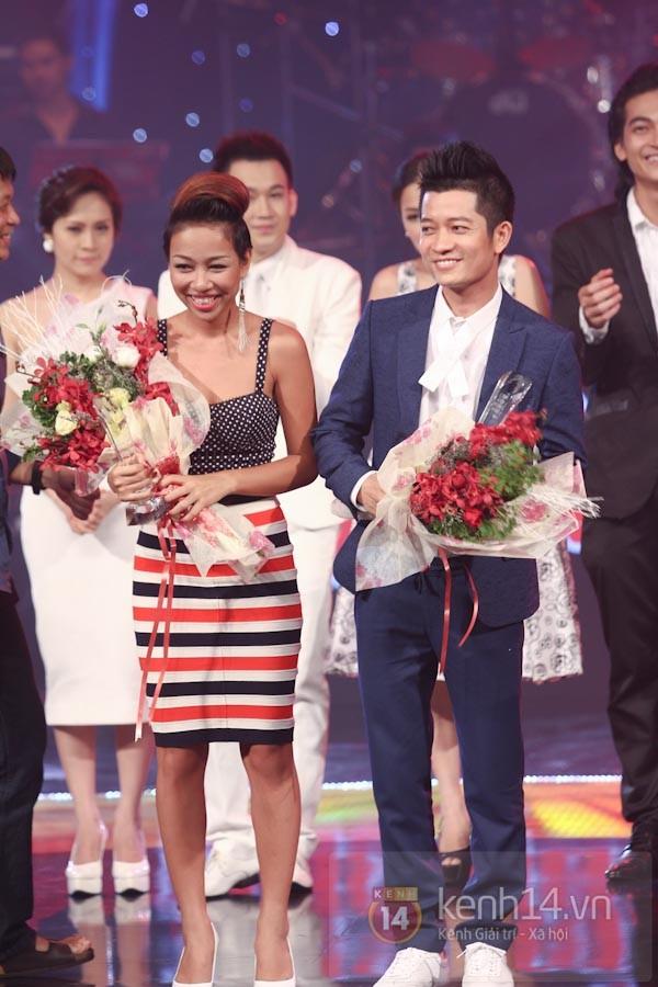 """Dương Triệu Vũ - Thanh Thúy đăng quang """"Cặp đôi hoàn hảo 2013"""" 28"""