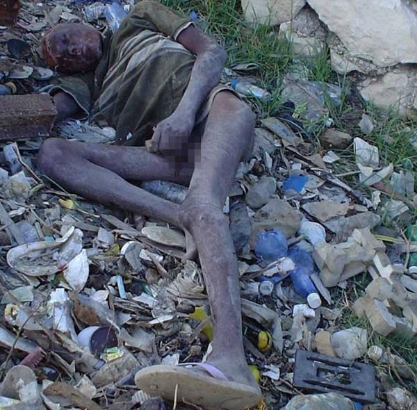 Sốc với hình ảnh thây ma vô hồn ở Haiti 2