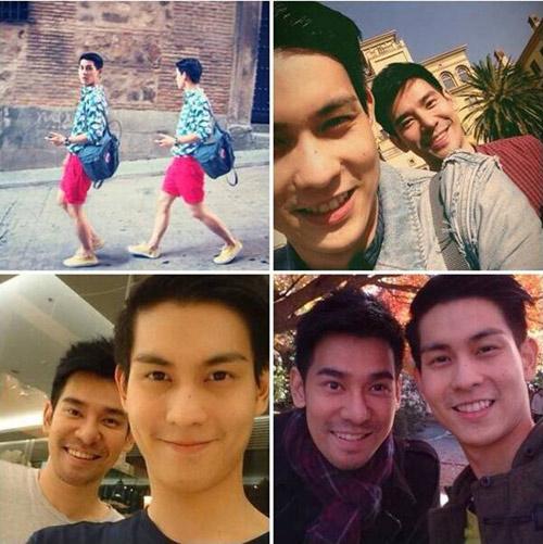 Quá đẹp trai: cặp đồng tính Thái gây sốt - 12