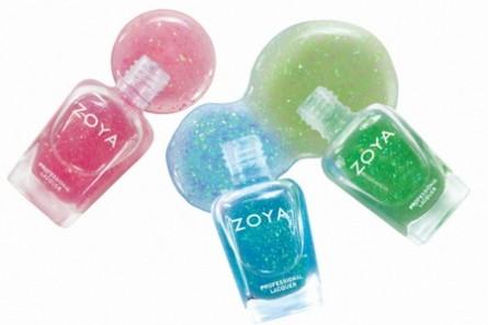 Sản phẩm sơn móng nhũ mới nhất của Zoya