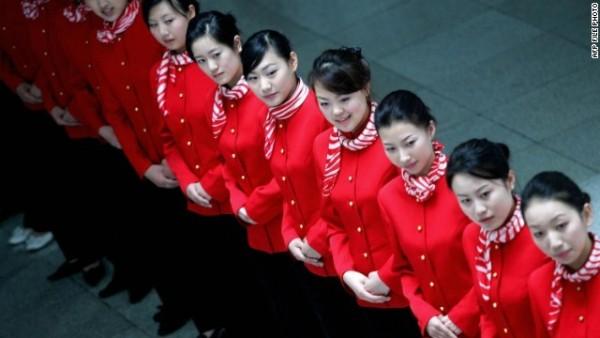 27 % tiếp viên hàng không bị quấy rối trên chuyến bay, theo một báo cáo của Hong Kong. Ảnh: CNN