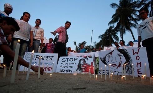 Nạn nhân bị cưỡng hiếp ở Ấn Độ đã qua đời