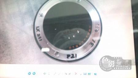 Lộ diện Fujifilm LX10, ước mơ máy ảnh không gương là đây